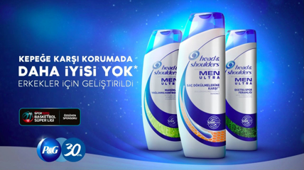 Head&Shoulders Men Ultra Şampuan