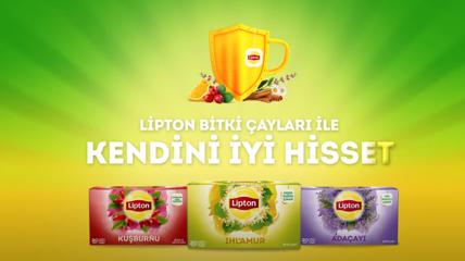 Lipton Bitki Çayları