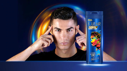 Clear Men Legend by CR7 Ronaldo Şampuan