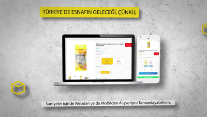 ToptanTR Türkiye'nin Toptanı, Esnafın Geleceği